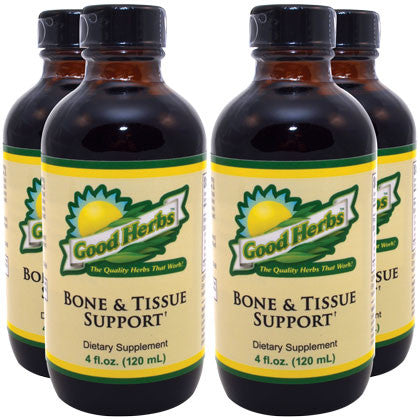 Good Herbs - Bone and Tissue Support (4oz) - 4 Pack