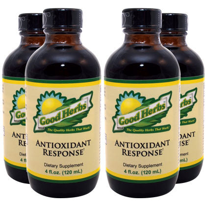 Good Herbs - Antioxidant Response (4oz) - 4 Pack