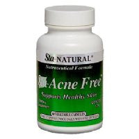 Sta-Acne Free,  60 Vegetable Capsules