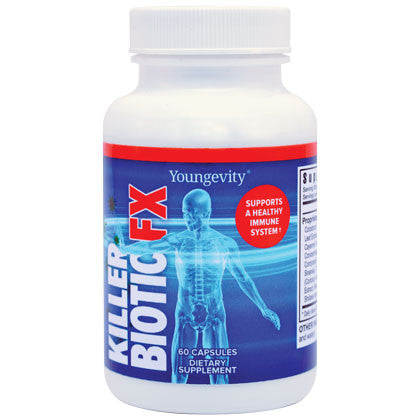 Ultimate Killer Biotic Fx® - 60 Capsules