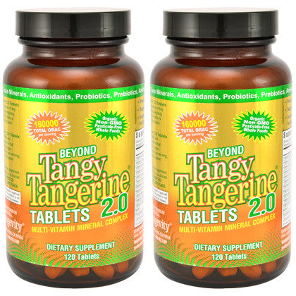 BTT 2.0 Tablets - 120 Tablets (Twin Pack)