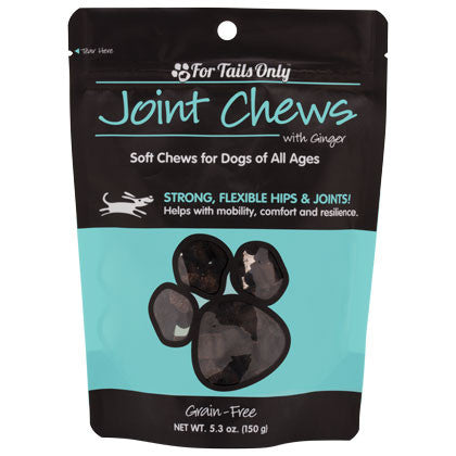 FTO Joint Chews for Dogs - 5.3 oz Bag
