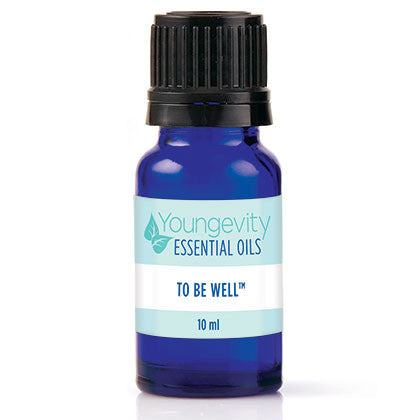 To Be Well, Essential Oil Blend  - 10ml