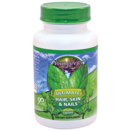 Hair, Skin and Nails Formula - 60 Capsules