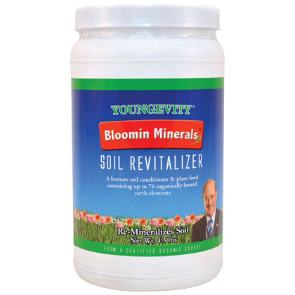 Bloomin Minerals Soil Revitalizer - 4.5 Lbs