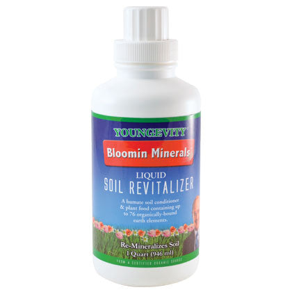 Bloomin Minerals Liquid Plant Revitalizer - 1 Qt.