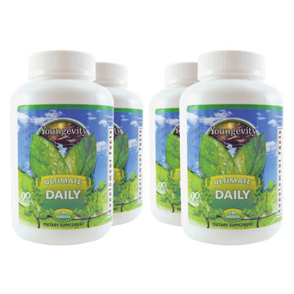 Ultimate Daily - 180 Tablets - 4 Pack