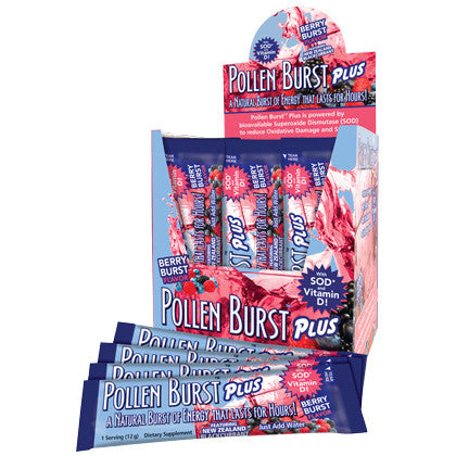Projoba Pollen Burst Berry Plus - 30 Packets