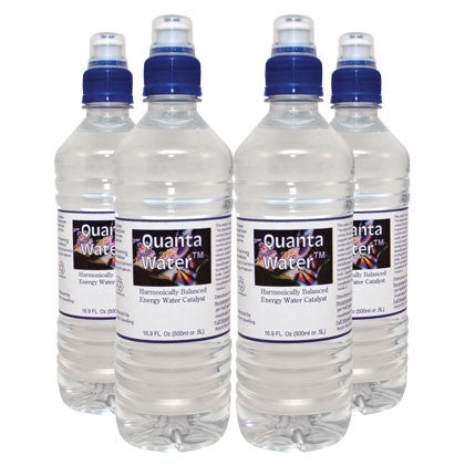 Quanta Water Catalyst 16 oz 4-Pack