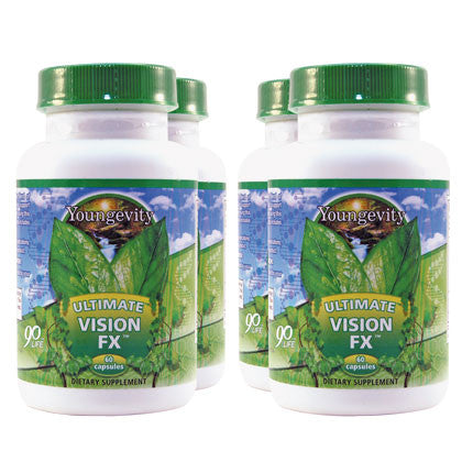 Ultimate Vision Fx - 60 Capsules - 4 Pack