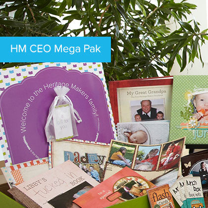 Heritage Makers CEO Mega Pak™