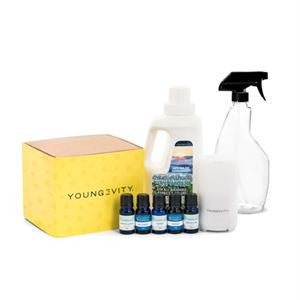 Essential Oil Spring Cleaning Bundle