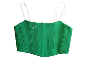 "Nike Sweats Corset Green (XL 32""W)"
