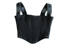 Load image into Gallery viewer, Nike Dri-Fit Corset Black (S)