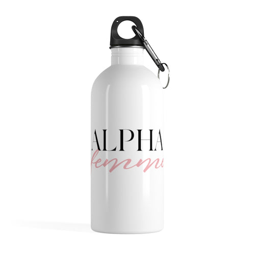 ALPHA Femme Stainless Steel Water Bottle