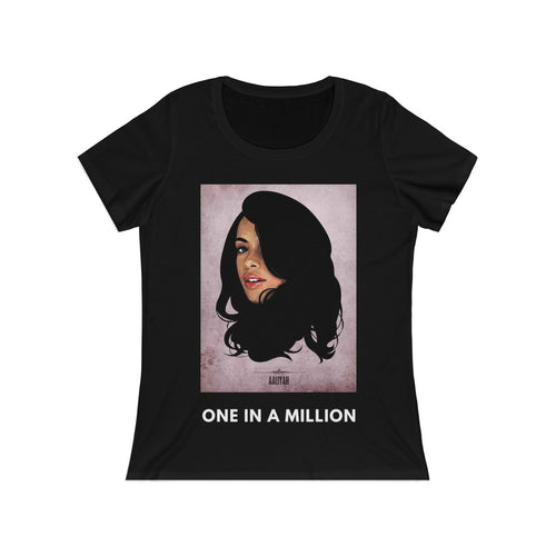 One In A Million Aaliyah Bella + Canvas Tee