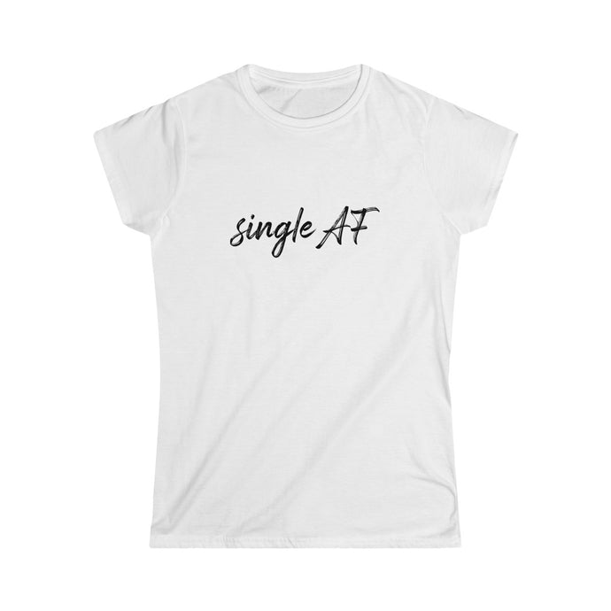 Single AF Valentine's Day Tee Shirt