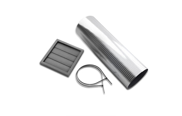 120mm Cooker hood ducting kit