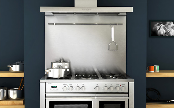 Select 100 Slab with range cooker