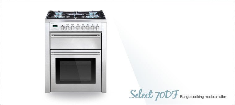 Select 70DF Range Cooker