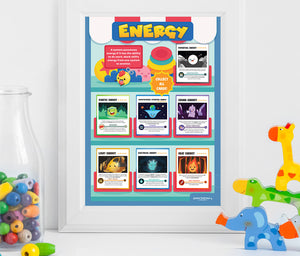 Energy: Card Game