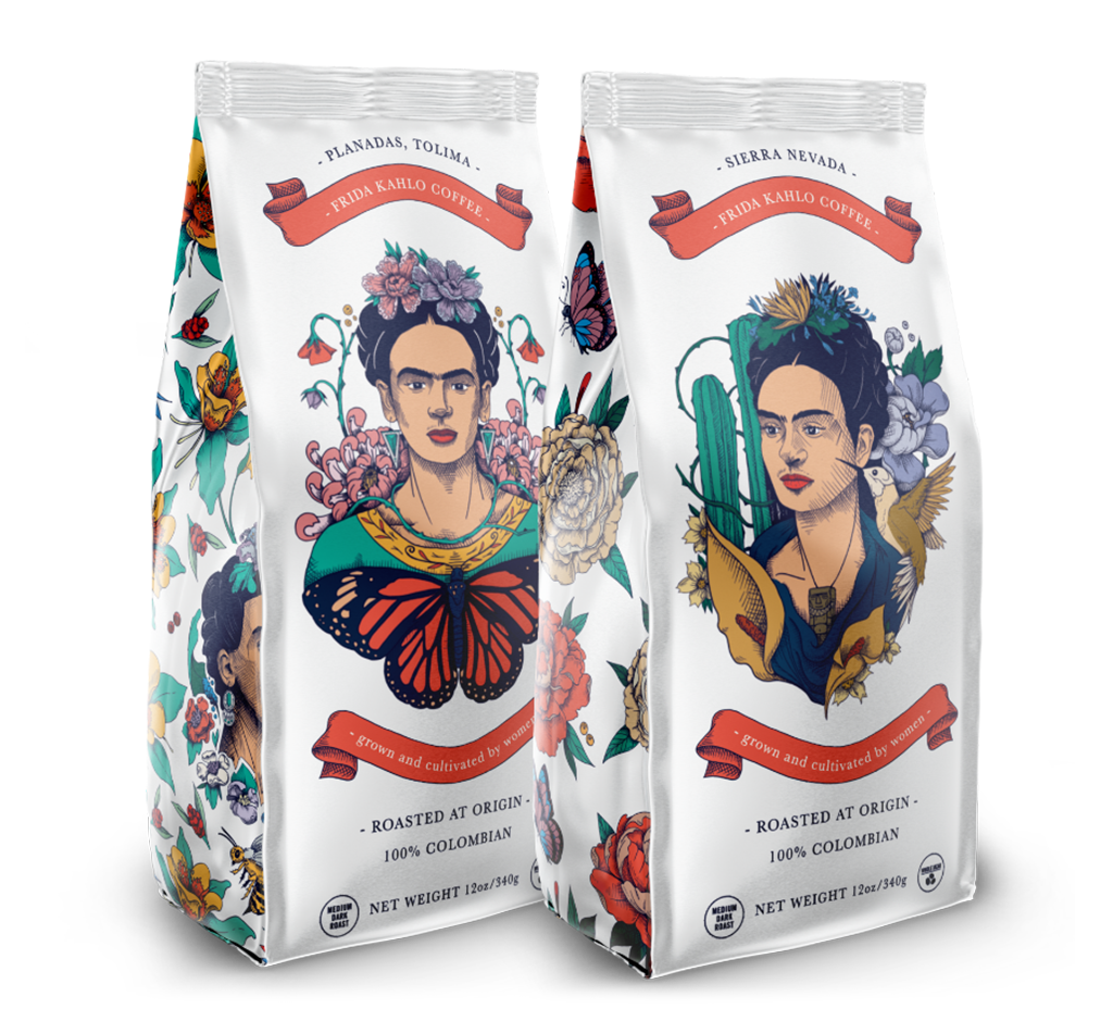 Frida Kahlo Special Edition x Luisa & Astrid
