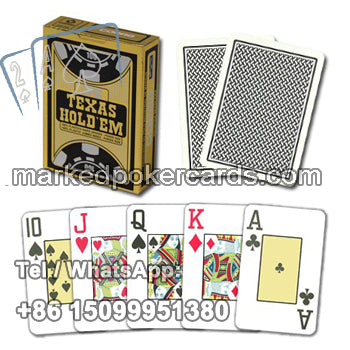Copag texas holdem - marked poker cards