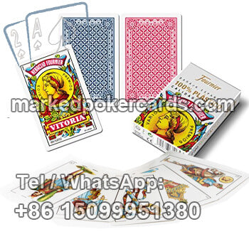 Buy Fournier 2100 Magic Trick Poker Cards