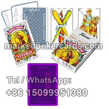 Fournier 2100 Magic Trick Poker Cards
