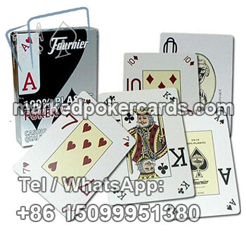 Fournier Poker Vision Casino Cards for Omaha