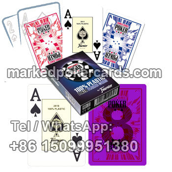 Fournier WSOP Poker Cheating Cards On Sale