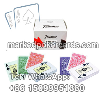 Fournier Marked Spanish Playing Cards