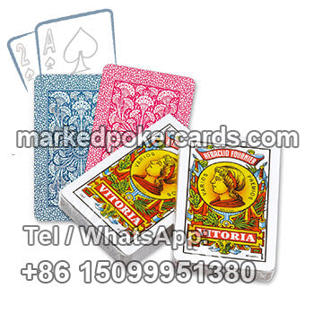 Fournier No.12 Cheating Deck Of Cards