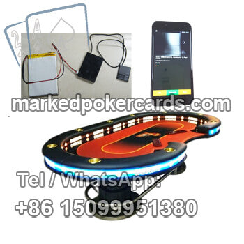 Poker Table Playing Cards Cheating Camera