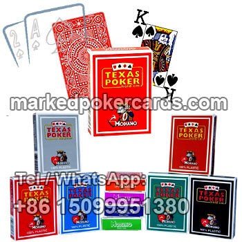 Modiano texas holdem cards