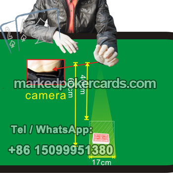 Cuff Poker Scanning Camera Online Sale