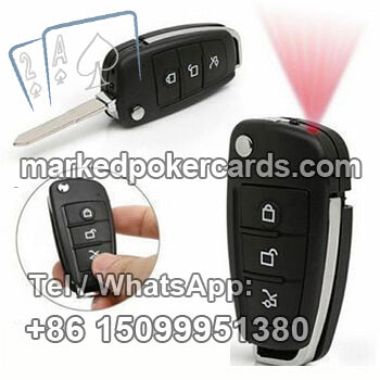 Car Key HD Camera for Poker Cheating