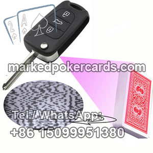 Car Key HD Camera for Poker Cheating System