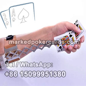 Poker Cards Exchange Device