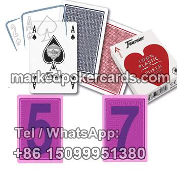 Cheating Poker Decks In Fournier
