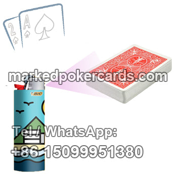 Lighter Poker Cards Scanner With Analyzer