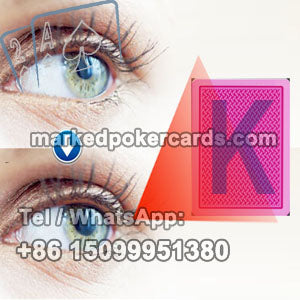 Poker Cheat Contact Lenses