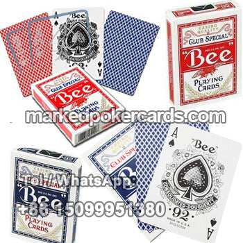 usa bee playing cards