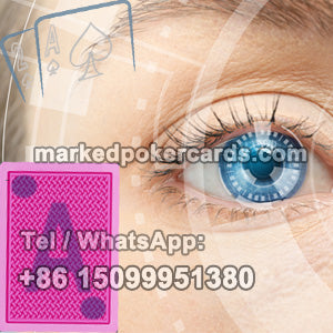 Perspective Poker Contact Lenses