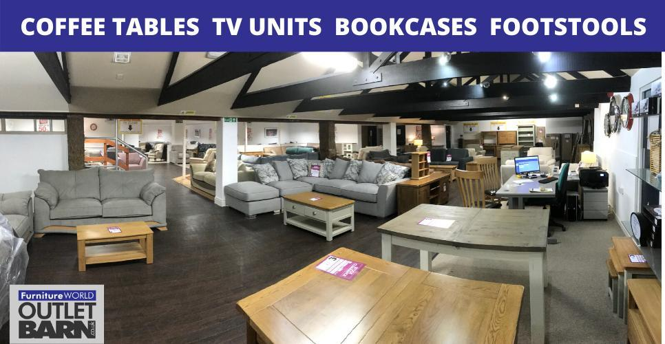 Furniture World Outlet Barn Penzance SALE