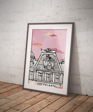 Amstel Hotel - Amsterdam - Architecture/ Art - A3