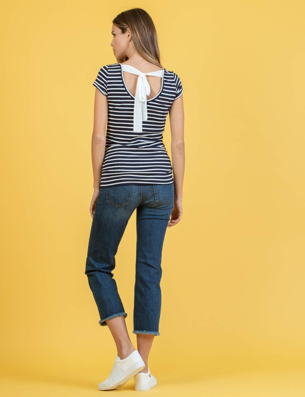 Ginny Crop Jeans