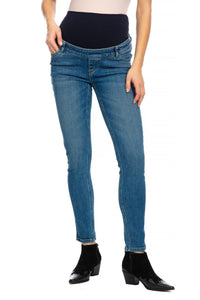Re-belle Sustainable Denim Maternity Jeggings