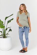 Valance Double Layer T-shirt