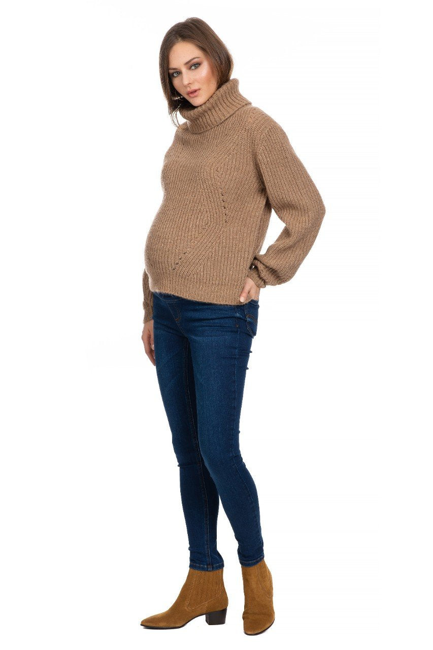 Mont Cristallo Maternity Sweater